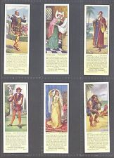 Typhoo - Characters from Shakespeare - Set