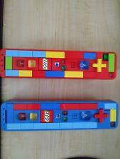 Lego Wii remote wands-2 wands (pair)