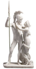 Mars Ares and Venus Aphrodite Sculpture Statue by Antonio Canova Replica 15""