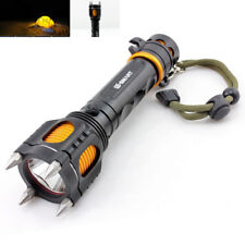 Defensive T6 Led Flashlight high power Tactical Flash Lampe Torche  Bike Camping