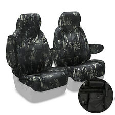 BLACK Multicam Tactical Camo Seat Covers Custom Made 2007-2014 Toyota FJ Cruiser