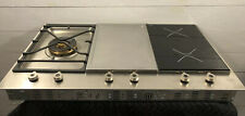 "BERTAZZONI PM361IGX 36"" SEGMENTED GAS/INDUCTION COOKTOP FREE SHIPPING!"
