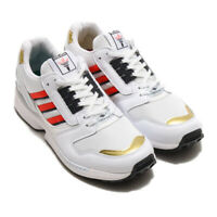 ADIDAS ORIGINALS ZX 8000 White 2020 Olympic 100 DAYS OUT  Sneaker Shoes FedEX