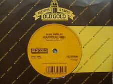 Elvis Presley - All Shook Up / Heartbreak Hotel - OLD GOLD 9704 EX- / VG+