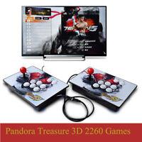 2260 Games Pandora Treasure 3D Retro Video Machine Arcade Console Separable HDMI