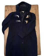 John Lewis Navy Girls Duffle Coat Age 9