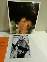 Sidney Sheldon Don Ho deceased hand signed autograph photo lot 2