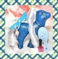 ❤️My Little Pony MLP G1 Style HQG1C Lovebound Flutter Sparkle Glitter OOAK❤️