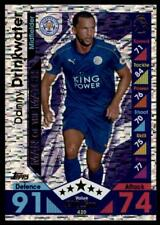 Match Attax 2016-2017 Danny Drinkwater Leicester City Man of the Match No. 420