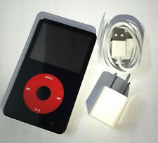 iPod Video 5.5th Generation U2 Special Edition 128GB SSD Memory 1800mAh Battery