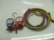 Snap On Tools Combination Ac Refrigerant Air Conditioning Kit Act9550 And Hoses
