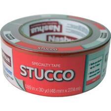 """New listing Nashua Specialty Stucco Tape 1.89 """" X 30 Yards 2-pack red roja 1363276 New"""