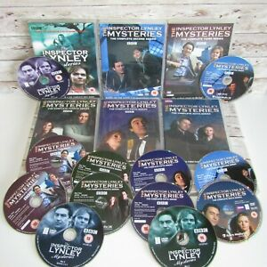 BBC The Inspector Lynley Mysteries Complete Series 1-6 DVD Set