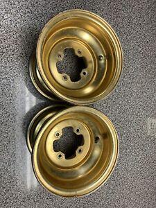 HONDA REAR WHEELS 9X8 85-86 ATC250R TRX250R ATC TRX 250R 450R 200X 350X