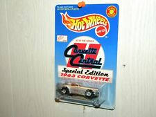 HOT WHEELS 1998 CORVETTE CENTRAL SPECIAL EDITION 1963 CORVETTE SPLIT WINDOW