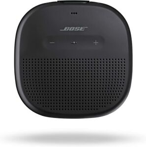 New! Bose SoundLink Micro (783342-0100) Bluetooth Portable Speaker System Black
