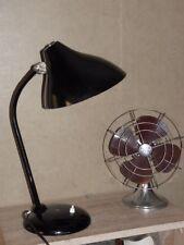 antique lamp TABLE kaiser JUMO  desk old light machine age industrial  bauhaus