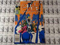 Star Wars (1977) Marvel - #60, Newsstand/UPC Variant, Simonson/Palmer, FN/+