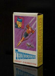 Vintage Barratt & Co - Thunderbirds 3 - 4 1965  AP Films Sweet Cigarette packet