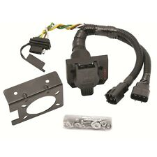 20137 Tow Ready Multi-Plug T-One Connector 7-Way / 4-Flat Combo Adapter Harness