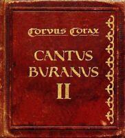 Corvus Corax - Cantus Buranos 2    - CD NEU