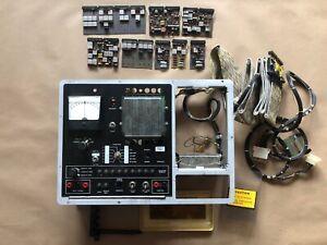 IBM TESTER FOR DISCS MAINFRAME PLUS 8pcs CPU 1970s VERY RARE VINTAGE