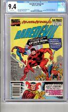 Daredevil Annual #4 9.4 CGC W/P App..Spider Man & Dr. Strange..!