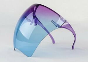 Face Shield Face Mask Transparent Glasses ASTRO Visor Anti-Fog Multi Color