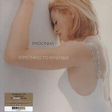 Madonna - Something To Remember (180 gr 1LP Vinyl) 1995/2013 Maverick / NEW +