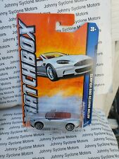 New ListingMatchbox Aston Martin Dbs Volante Convertible Mbx City Silver