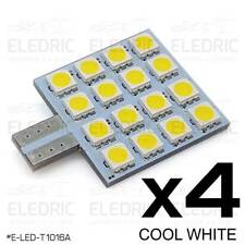 4 LED 16 SMD W5W WEDGE LIGHT BULB JAYCO CAMPER POPTOP CARAVAN CAMPING COROMAL X4