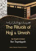 The Rituals of Hajj and Umrah - Sheikh Ibn Taymiyyah
