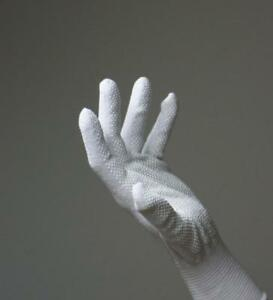 Arbeitshandschuhe Strickhandschuhe Noppen Noppenhandschuhe weiß