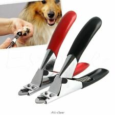 Pet Dog Cat Birds Nail File Kit Toe Claw Clippers Scissors Shears Trimmer Cutter