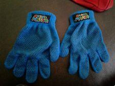 Nintendo Vintage Super Mario Bros Snow Gloves