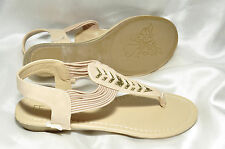 Neue Beige Sommer Schuhe Damenschuhe von Anna Field Gr. 37