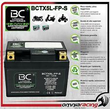 BC LifePO4 litio Iron Phosphate 12V Aprilia Benelli Beta Bultaco Derbi
