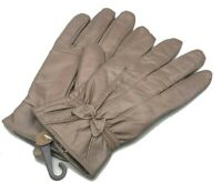 New Women's Genuine Leather Gloves Insulated Thermal Winter Warm Driving Gloves