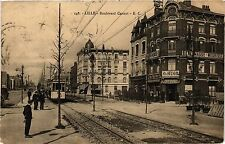 CPA Lille - Boulevard Carnot (194134)