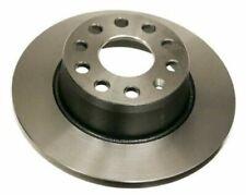 FREMAX Rear Brake Disc Rotor Set 2pc Kit W 282//285mm OD For Audi VW
