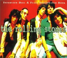 The Rolling Stones Interview (+Book) (CD, 1996)