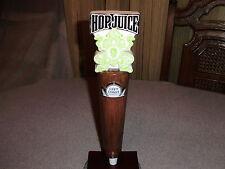 Left Coast Brewing Company Hop Juice Ipa Tap Handle Figural Frog Rare Look New