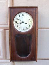 Pendolo orologio da muro epoca Art Decò