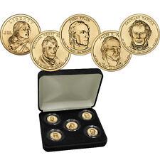 2009 Golden Dollar Collection Includes Presidential & Sacagawea Dollar Coins Set