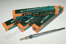 Glow Plugs x4 pcs Fits KIA OPEL SAAB CRDi DTI TiD 2.0L-2.2L 1996-