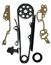 LC Engineering LCE 22R Single Row Timing Chain Kit With Metal Guides 1985-1995