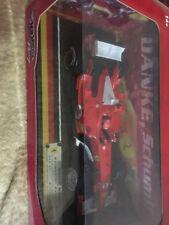 Michael Schumacher 1:18 Ferrari Danke Schumi 2006