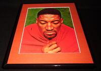 Scottie Pippen 1998 Framed 11x14 Photo Display Chicago Bulls