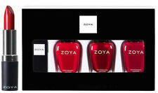 Zoya Merry & Bright Lips and Tips Quads Kit