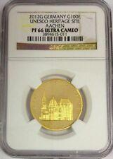 100-Euro-Gold-Gedenkmünzen der BRD